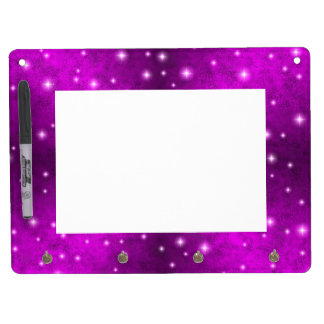 Pink Rainbow in Elephant Skin Leather Optics Dry-Erase Whiteboards