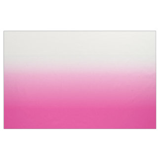 Pink Raspberry Sherbet Ombre Fabric