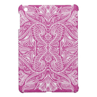 Pink, Raven of mirrors, dreams, bohemian Cover For The iPad Mini