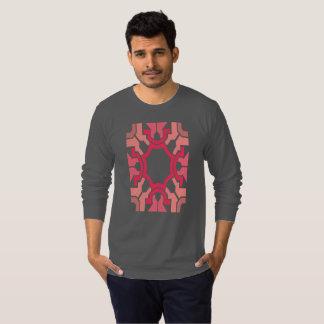 pink rectangle T-Shirt