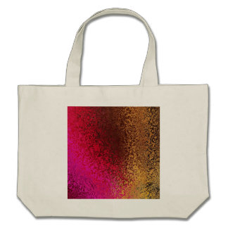 Pink Red And Gold Pattern Bags