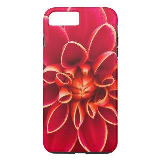 Pink Red Dahlia Flower Floral Elegant Nature Photo iPhone 7 Plus Case