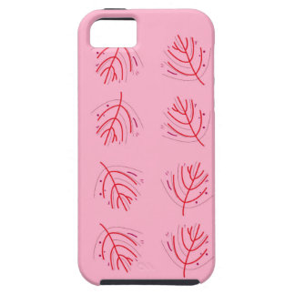 PINK  RED Seaweeds. T-shirts and more iPhone 5 Case