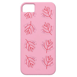 PINK  RED Seaweeds. T-shirts and more iPhone 5 Cases