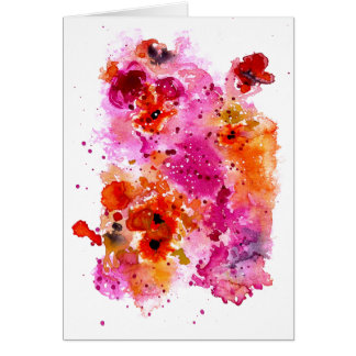 Pink Reef Card