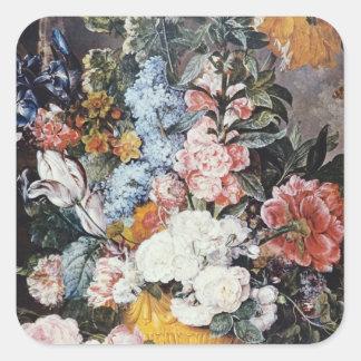 Pink Regal Splendor, Jacobus Linthorst flowers Stickers