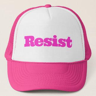 Pink Resist Hat
