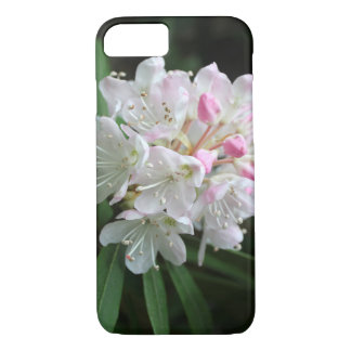Pink Rhododendron Flower Photo iPhone 8/7 Case