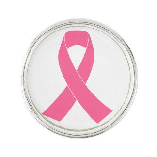 Pink Ribbon - Breast Cancer Awareness Lapel Pin