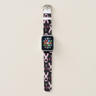 Pink Ribbon Breast Cancer Awareness Straps