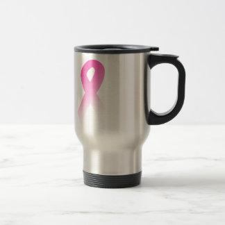 Pink Ribbon Breast Cancer Awarness Mug
