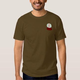 Pink Ribbon Globe T-shirts