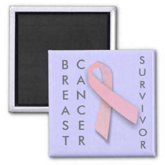 Pink Ribbon - magnet