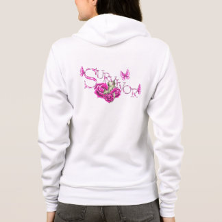 Pink Ribbon Survivor Performance Jacket