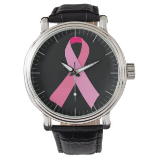 Pink Ribbon Watch