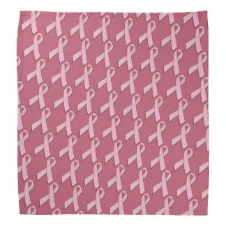 Pink Ribbons Breast Cancer Awareness Bandana
