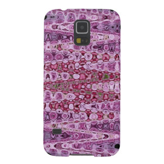 Pink Rose Beads Jan 2013 Galaxy S5 Cases