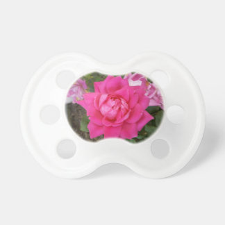 Pink Rose Booginhead Pacifier