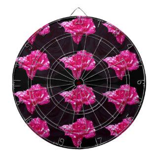 Pink_Rose_Candy,_ Dartboard