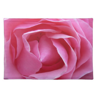 Pink Rose Design Products Placemat