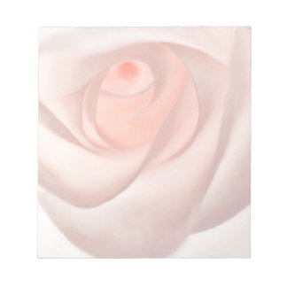 Pink Rose Eye Notepad