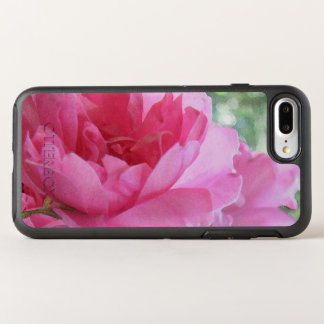 Pink Rose Flower OtterBox Symmetry iPhone 7 Plus Case