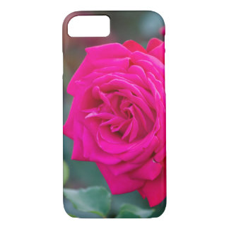 Pink rose iPhone 7 Barely There case