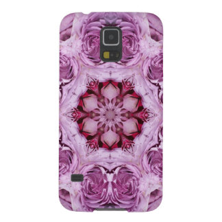 Pink Rose Jan 2013 Cases For Galaxy S5