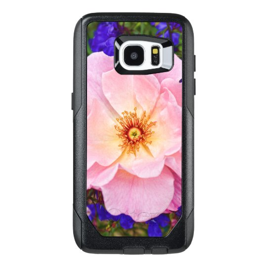 Pink Rose OtterBox Samsung Galaxy S7 Case