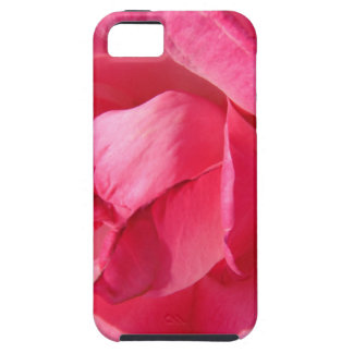 Pink Rose Petals iPhone 5 Cover