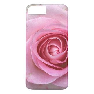 Pink Rose Petals iPhone 7 Plus Case