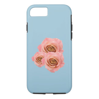 Pink rose Phonecase iPhone 7 Case