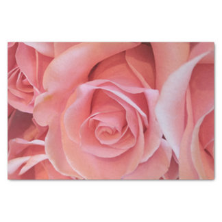 Pink Rose Tissue Paper