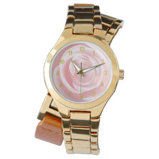 Pink Rose Watch