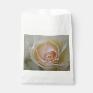 pink rose wedding favours favour bag