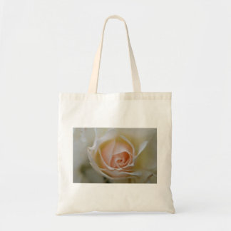 pink rose wedding favours tote bag