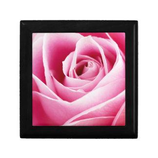 Pink Rosebud Gift Box