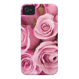 pink roses Blackberry Bold case