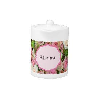 Pink  Roses & Chrysanthemums