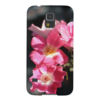 Pink Roses - Fine Art Photography Case For Galaxy S5