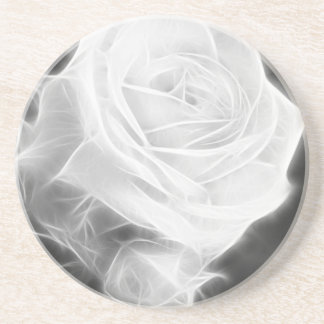 Pink Roses in Anzures 2 Crystal Coaster