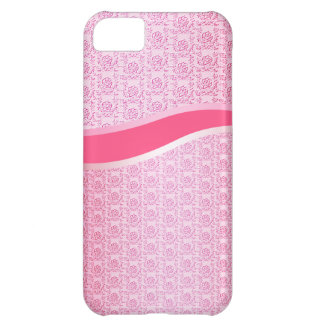 Pink roses iPhone 5 cases for her