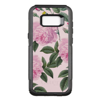 Pink Roses OtterBox Commuter Samsung Galaxy S8+ Case