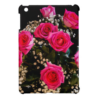 Pink Roses With All My Love iPad Mini Cover