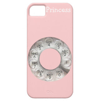 Pink Rotary Phone iPhone 5 iPhone 5 Case