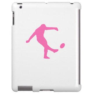 Pink Rugby Kick