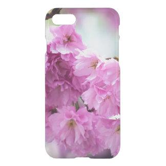 Pink Sakura Cherry iPhone 7 Case