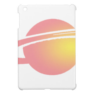Pink Saturn Case For The iPad Mini