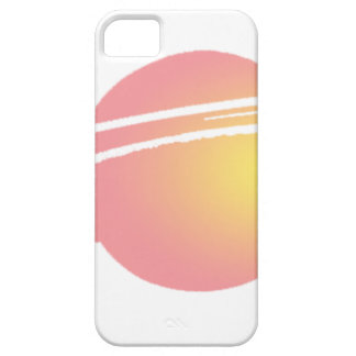 Pink Saturn iPhone 5 Case