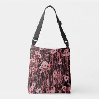 pink scratchy tote bag